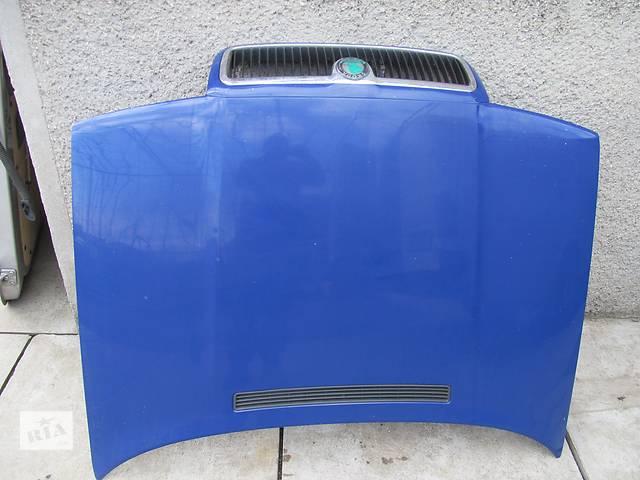 бу Б/у крышка багажника для легкового авто Skoda Favorit в Хусте