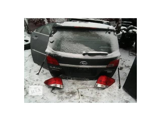 Б/у крышка багажника для легкового авто Subaru Outback- объявление о продаже  в Ровно