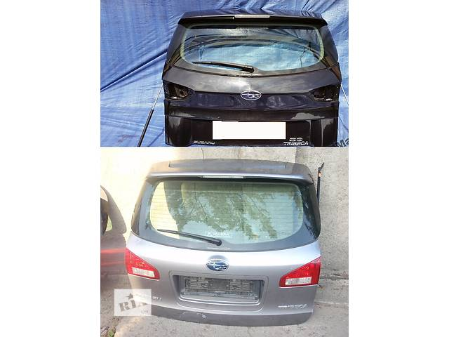 купить бу Б/у крышка багажника для легкового авто Subaru Tribeca в Львове