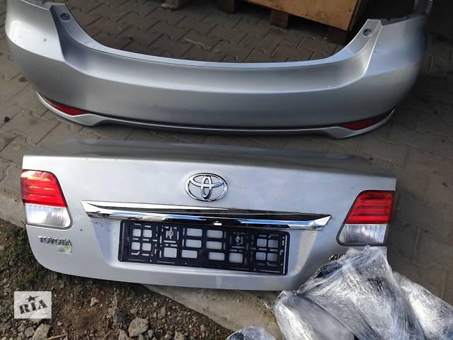 бу Б/у крышка багажника для легкового авто Toyota Avensis в Ровно