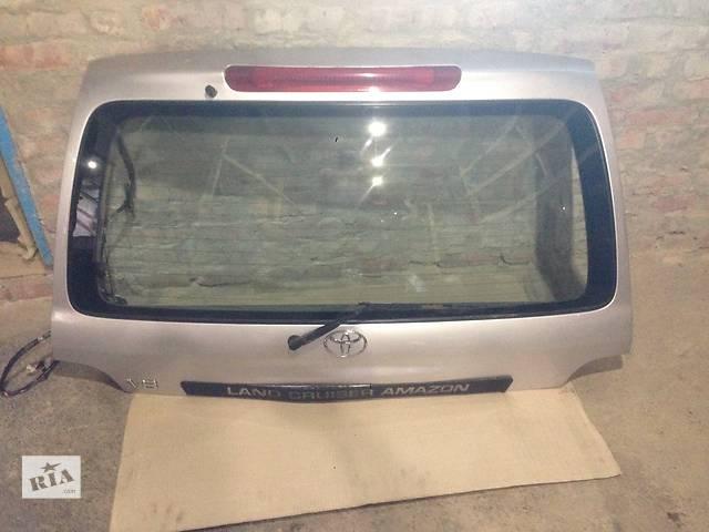 Б/у крышка багажника для легкового авто Toyota Land Cruiser 100- объявление о продаже  в Луцке