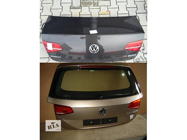 бу Б/у крышка багажника для легкового авто Volkswagen Passat B8 в Львове