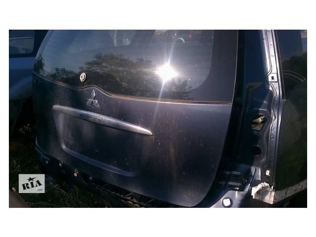 купить бу Б/у крышка багажника для минивена Mitsubishi Grandis 2007 в Николаеве