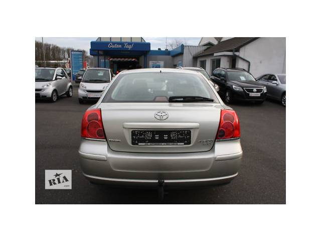 Б/у крышка багажника для седана Toyota Avensis- объявление о продаже  в Киеве