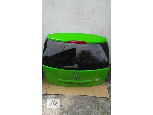 Б/у крышка багажника для универсала Renault Megane II 2- объявление о продаже  в Ковеле