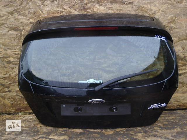купить бу Б/у Крышка багажника Ford Fiesta в Киеве