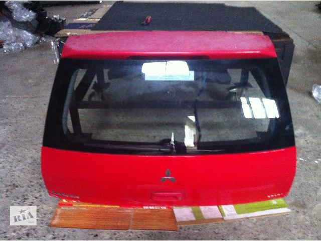 Б/у Крышка багажника Mitsubishi Lancer Универсал 2003-2007г- объявление о продаже  в Львове