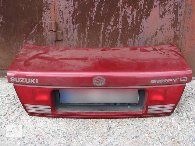 бу Б/у крышка багажника Suzuki Swift 1.3 седан 1996 в Броварах