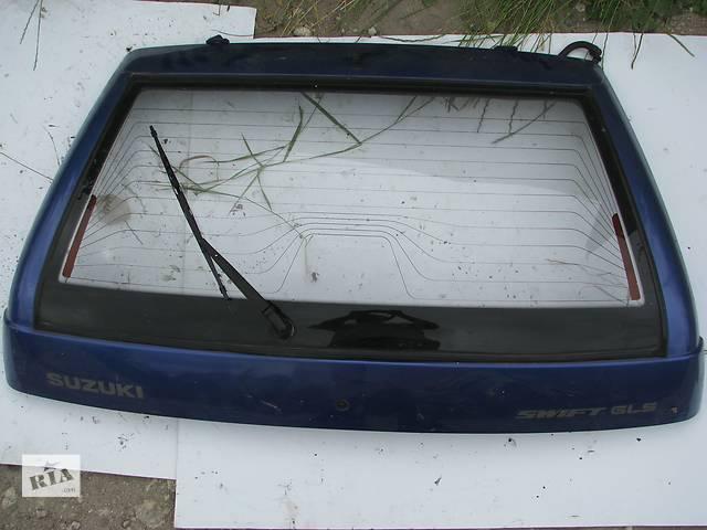 Б/у крышка багажника Suzuki Swift хэтчбек 3-двер.- объявление о продаже  в Броварах