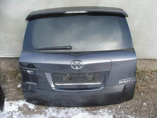 купить бу Б/у Крышка багажника Toyota Rav 4 в Киеве
