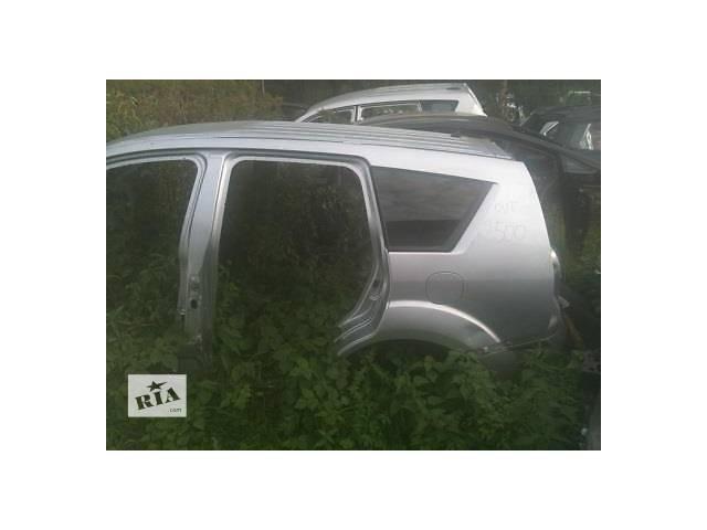 купить бу Б/у кузов для легкового авто Mitsubishi Outlander XL в Ровно