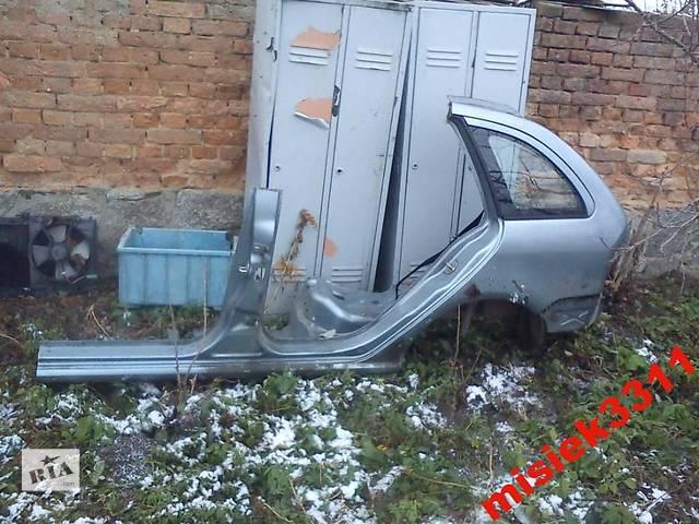 купить бу Б/у кузов для легкового авто Skoda Fabia в Львове