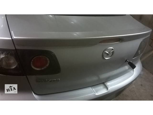 бу Б/у кузов для седана Mazda 3 в Ровно