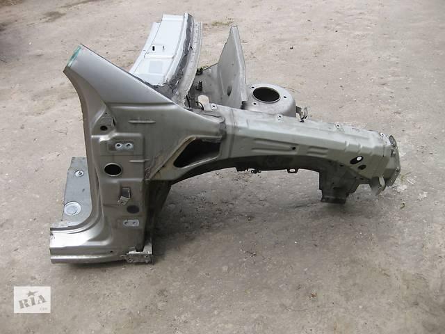бу Б/у лонжерон  четверть часть кузова Opel Vectra C Вектра С в Львове