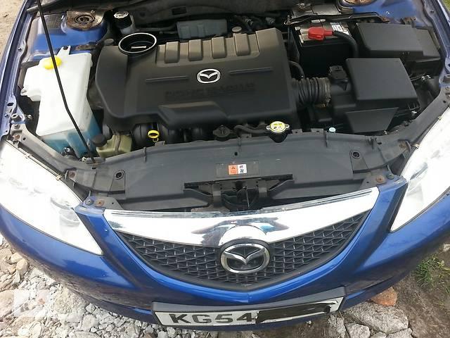 продам Б/у лонжерон для легкового авто Mazda 6 бу в Ровно