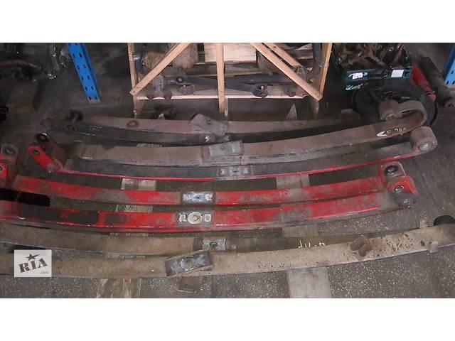купить бу Б/у лист коренной для грузовика Daf XF 95 в Костополе