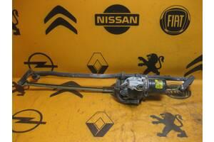 Б/У Механизм стеклоочистителя (трапеция дворников)  RENAULT MASTER 2 Opel Movano Nissan Interstar IVECO DAILY  53556502