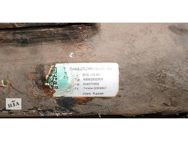 бу Б/у Мост с большим редуктором на 3х л. Mercedes Sprinter Мерседес Спринтер Спринтер 2006-2012г.г. в Луцке