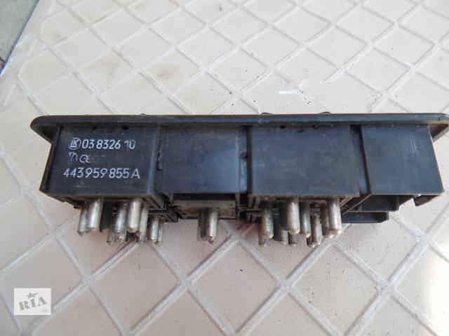 продам Б/у моторчик печки для легкового авто Renault Espace бу в Дубно (Ровенской обл.)