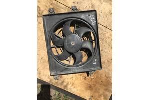 Б/у моторчик вентилятора кондиціонера для Hyundai Lantra