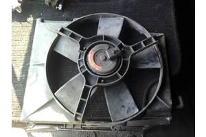 б/у Моторчики вентилятора радиатора Opel Astra F