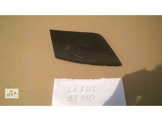 купить бу Б/у накладка динамика 55408-33040-C0, 55409-33040-C0 для седана Lexus ES 350 2007г в Николаеве
