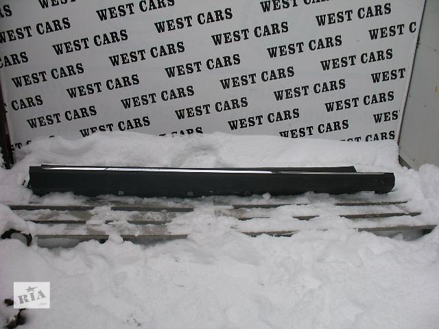 бу Б/у накладка порога для легкового авто Mercedes ML-Class 2011 в Луцке