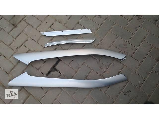 Б/у наружные накладки задних стоек для легкового авто ВАЗ 2112- объявление о продаже  в Умани