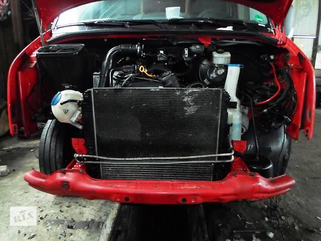 купить бу Б/у Панель передняя Телевизор Volkswagen Crafter Фольксваген Крафтер 2.5 TDI 2006-2012 в Рожище