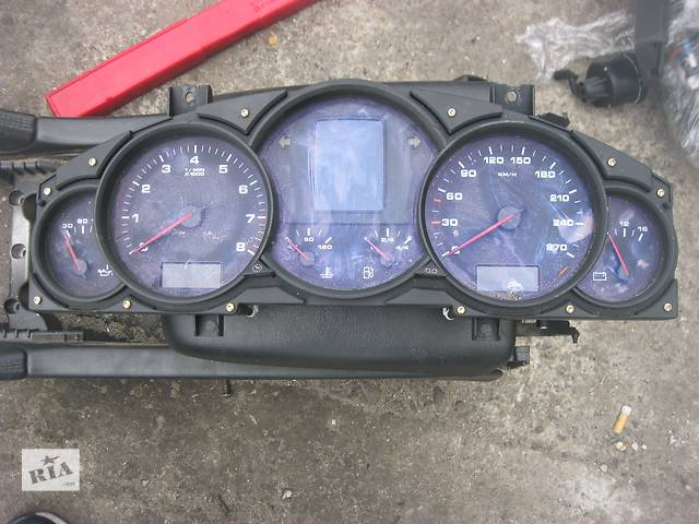 продам Б/у панель приборов/спидометр Porsche Cayenne 3.2 2003-2007 бу в Ровно