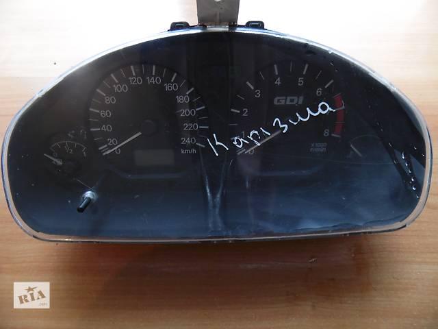 Б/у панель приборов/спидометр/тахограф/топограф для легкового авто Mitsubishi Carisma- объявление о продаже  в Дубно (Ровенской обл.)