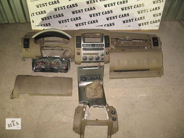 Б/у панель приборов/спидометр/тахограф/топограф для легкового авто Nissan Pathfinder 2006- объявление о продаже  в Луцке