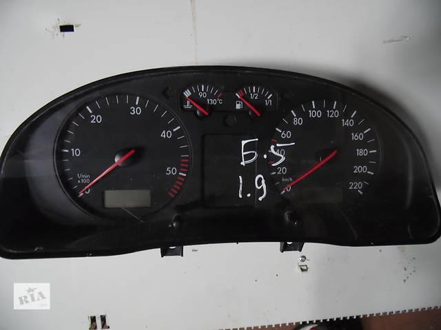 продам Б/у панель приборов/спидометр/тахограф/топограф для легкового авто Volkswagen Passat B5 бу в Дубно (Ровенской обл.)