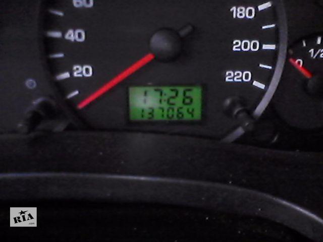 бу Б/у панель приладів/спідометр/тахограф/топограф для пікапа Ford Transit Connect 2007 в Ивано-Франковске