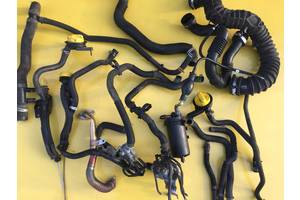 б/у Патрубки охлаждения Opel Vivaro груз.