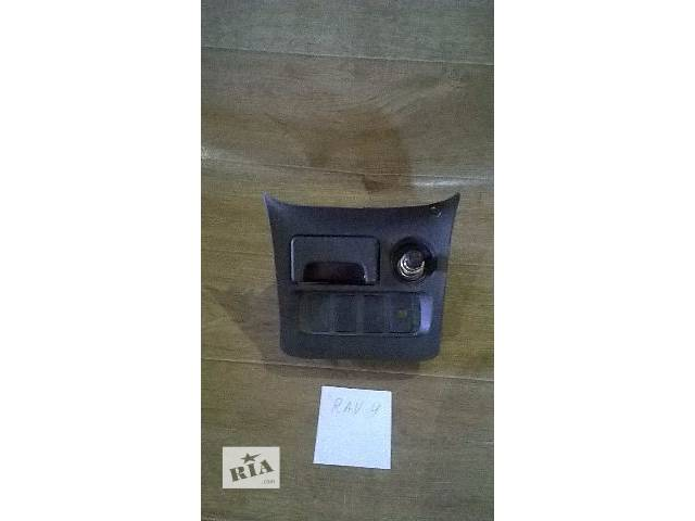продам Б/у пепельница для кроссовера Toyota Rav 4 2002г бу в Николаеве