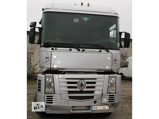 купить бу Б/у Переключатель интардера Рено Премиум 440 DXI11 Euro4 Renault Premium 2007г. в Рожище