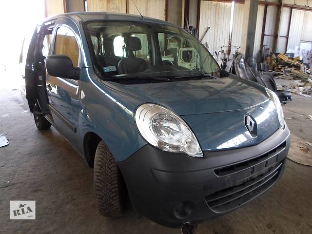 продам Б/у  Пластмасса Пластик кузова Рено Кенго Кангу Renault Kangoo  2008-2012 бу в Луцке
