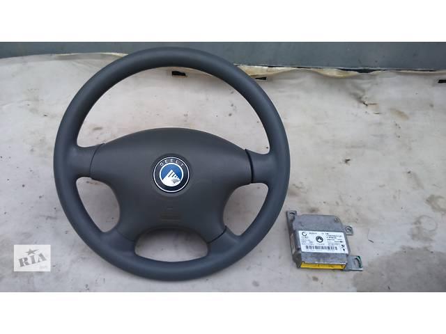 Б/у подушка безопасности для легкового авто Geely MK- объявление о продаже  в Полтаве