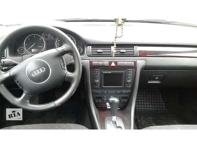 купить бу Б/у подушка безопасности для седана Audi A6С5 в Львове