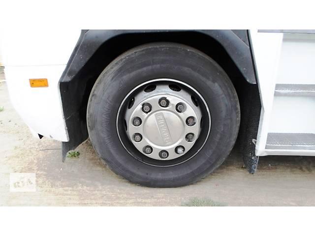 Б/у Покрышки шины резина 22,5 Bridgestone 315/ на Renault Magnum- объявление о продаже  в Рожище