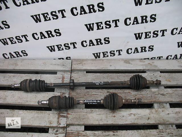 бу Б/у полуось/привод для легкового авто Opel Astra G в Луцке