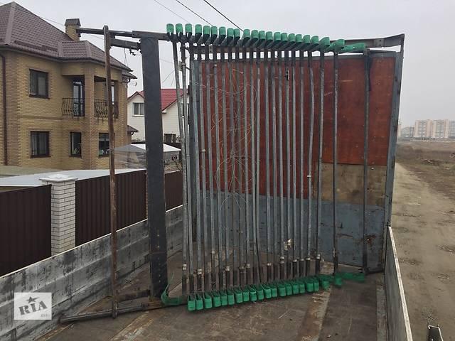 купить бу Б/у потолок для прицепа Schmitz+двери+тент в Виннице