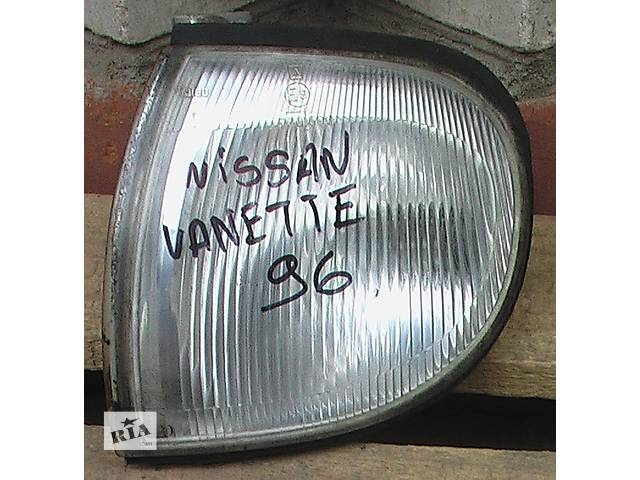 Б/у поворотник/повторитель поворота для легкового авто Nissan Vanette- объявление о продаже  в Сумах