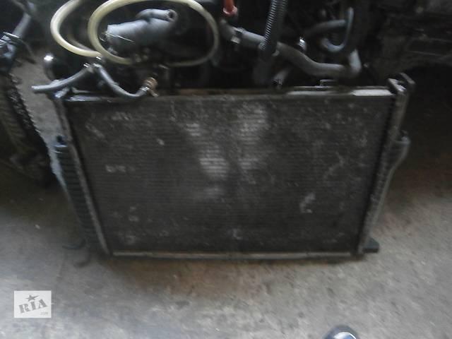 продам Б/у радіатор для седана BMW 524 бу в Львове