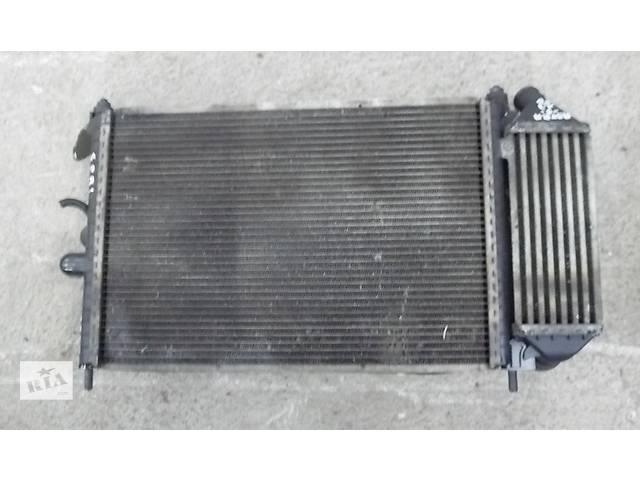 бу Б/у радиатор 1.7 isuzu для легкового авто Opel Astra F в Львове