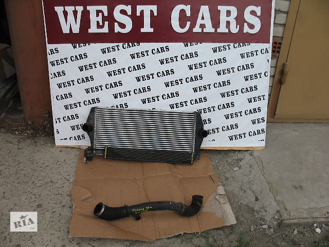 купить бу Б/у радиатор акпп для легкового авто Kia Carens 2007 в Луцке