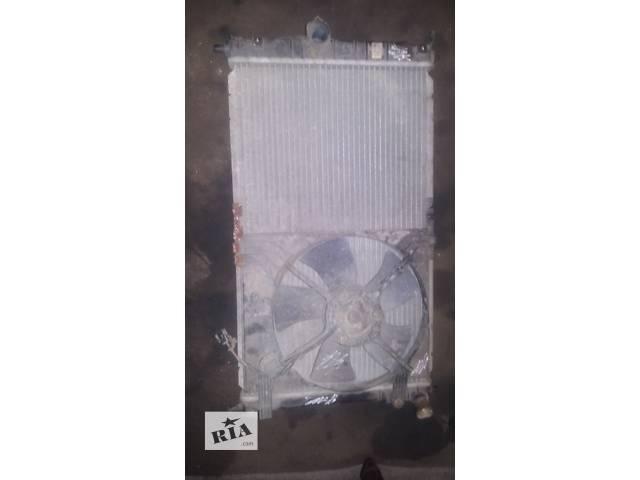 Б/у радиатор для легкового авто Daewoo Lanos,Leganze.Nubira- объявление о продаже  в Ковеле