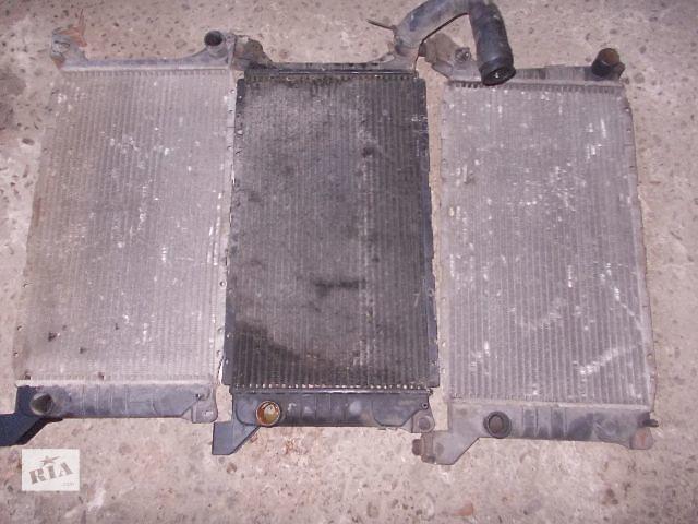 купить бу Б/у радиатор для легкового авто Ford Transit в Тлумаче