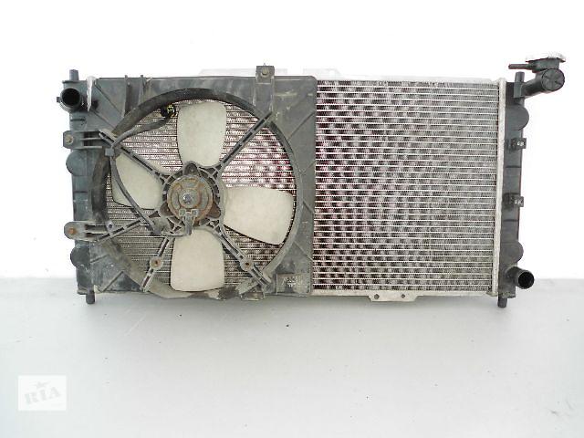 продам Б/у радиатор для легкового авто Mazda MX-3 1.5 с вентилятором (дефузором) (67-37). бу в Буче (Киевской обл.)